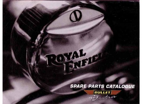 Royal Enfield Lean Burn engine spare parts