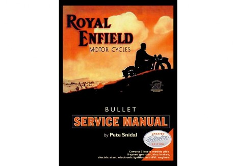 Pete Snidal Royal Enfield Bullet & Electra X manual