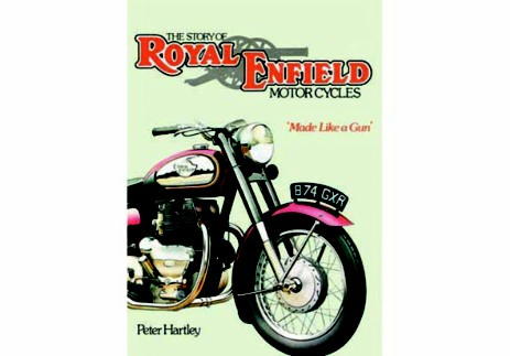 Royal Enfield Early history and model development